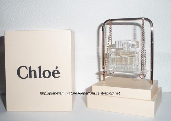 Luxe De 2013 Chloé Balançoire Coffret Date Sortie Miniature QrdshxtC