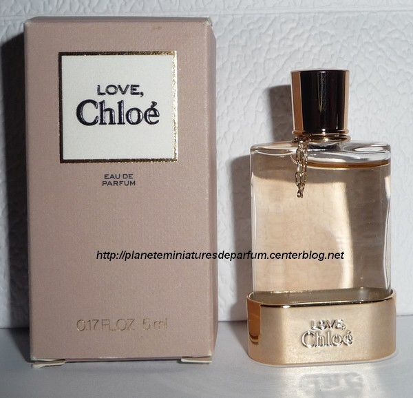 Miniature Eau Parfum De Sortie Love Chloé 2010 eIYWDbH9E2