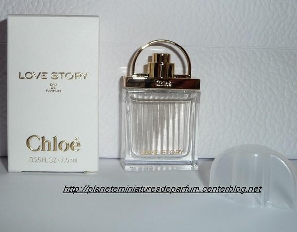 De Love Parfum Chloé 2014 Nouveauté Miniature Story L53jqR4A