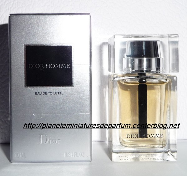 miniature dior homme derni re pr sentation apr s refor centerblog. Black Bedroom Furniture Sets. Home Design Ideas