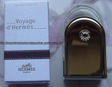 Miniature Voyage Dhermes Parfum Mixte Sortie 2010