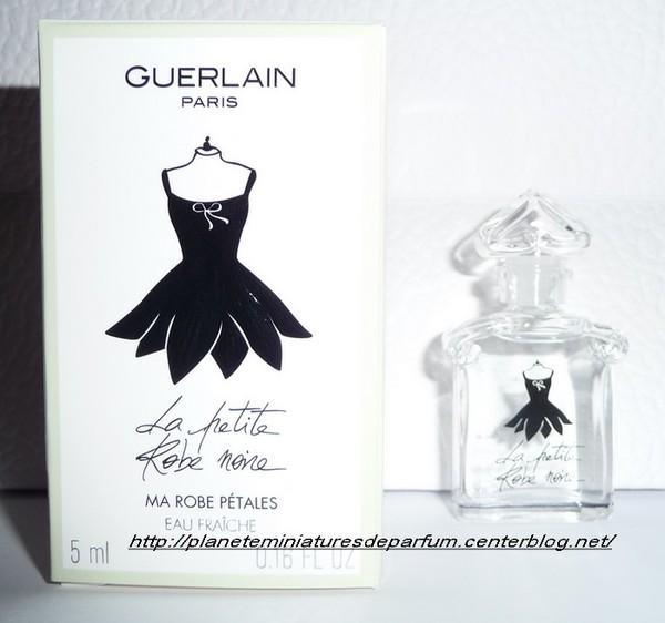 La petite robe noire petale guerlain