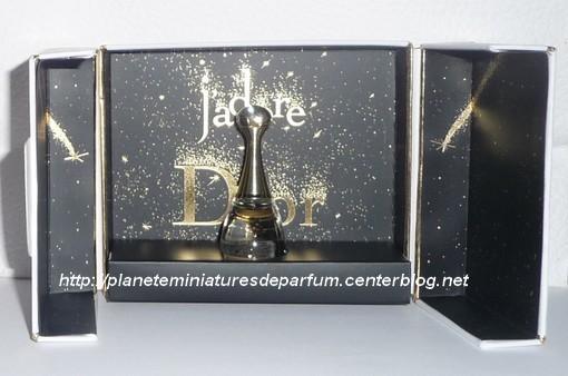 coffret dior noel 2018 Coffret miniature J'adore Dior Noël 2016 Exceptionnelle coffret dior noel 2018