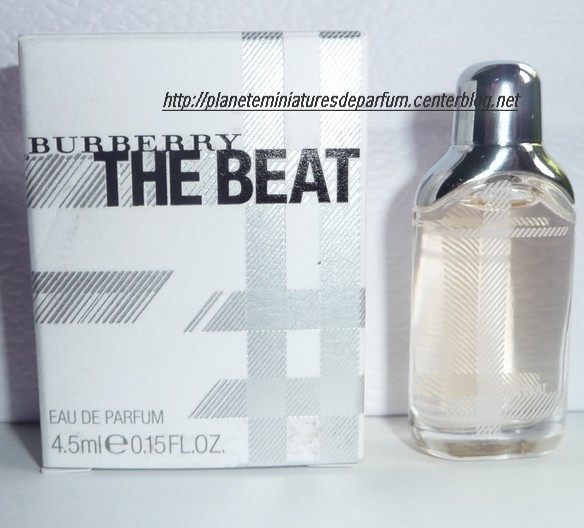 De The Sortie Beat Miniature Date 2008 Parfum Burberry roeCdxB